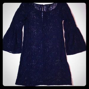 American Eagle outfitters lace coverup  dress